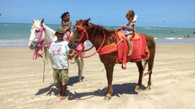 Horseback Riding Cumbuco